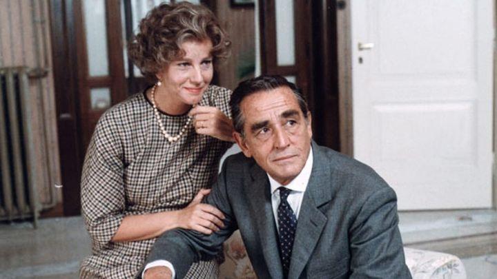 Una scena tratta dal film La famiglia