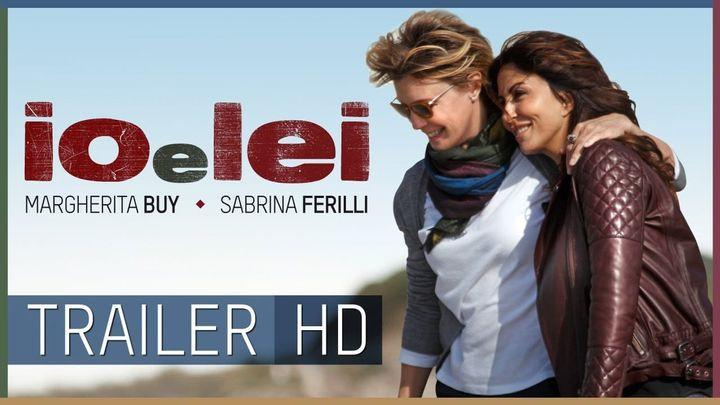 Una scena tratta dal film Io e lei