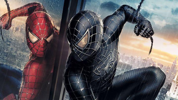 Una scena tratta dal film Spider-Man 3