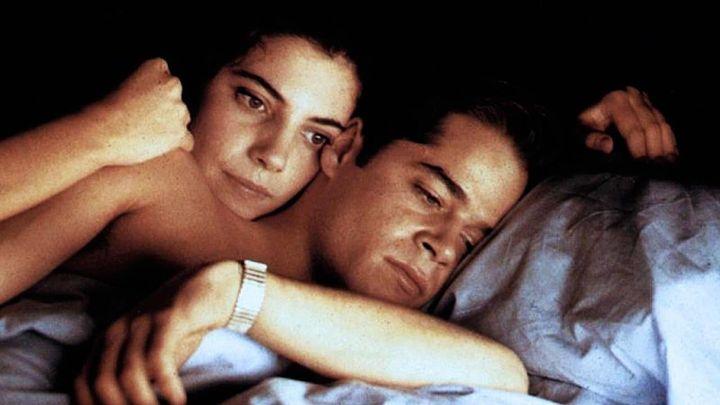 Una scena tratta dal film Amantes - Amanti