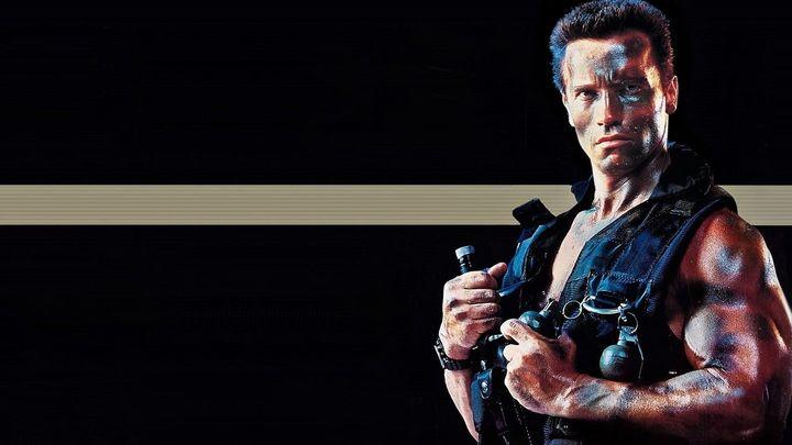 Una scena tratta dal film Commando