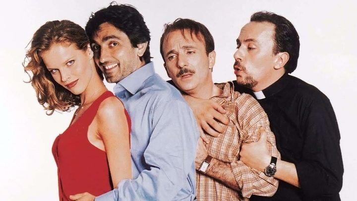 Una scena tratta dal film L'amico Del Cuore