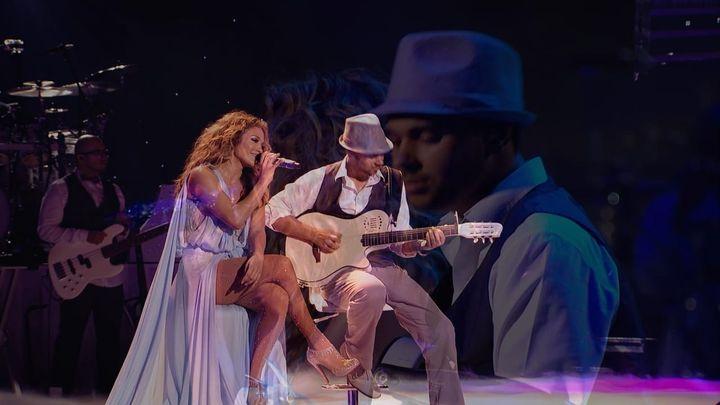 Una scena tratta dal film Jennifer Lopez: Dance Again