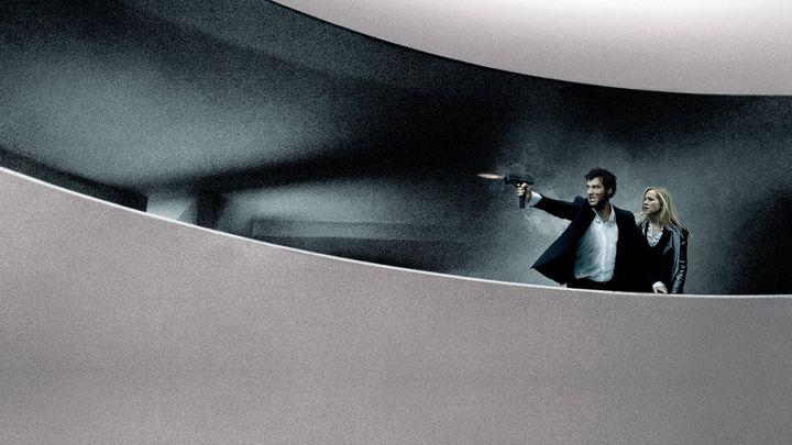 Una scena tratta dal film The International