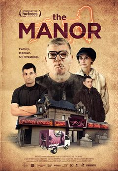 Locandina The Manor - Una famiglia a luci rosse