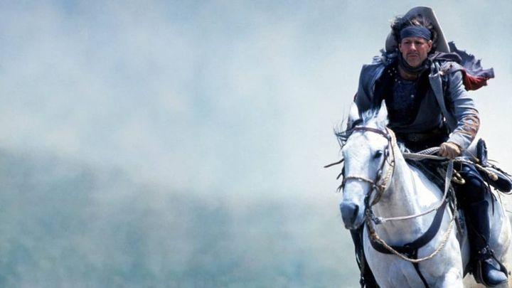 Una scena tratta dal film L'ultimo fuorilegge