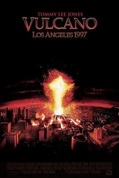 Locandina Vulcano - Los Angeles 1997