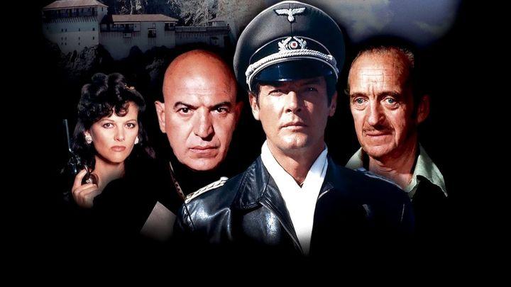 Una scena tratta dal film Amici e nemici