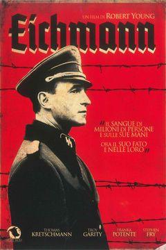 Locandina Eichmann