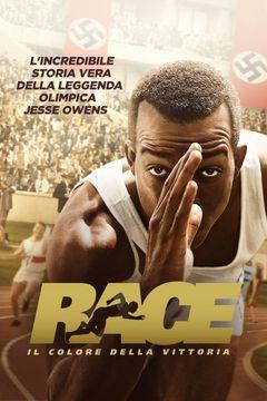 Locandina Race: Il colore della vittoria