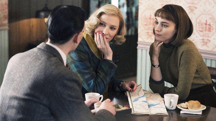Una scena tratta dal film Carol