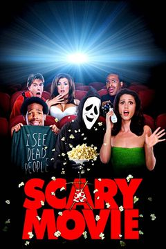 Locandina Scary Movie
