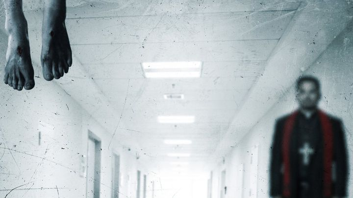 Una scena tratta dal film The Vatican Tapes
