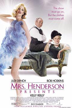 Locandina Lady Henderson presenta