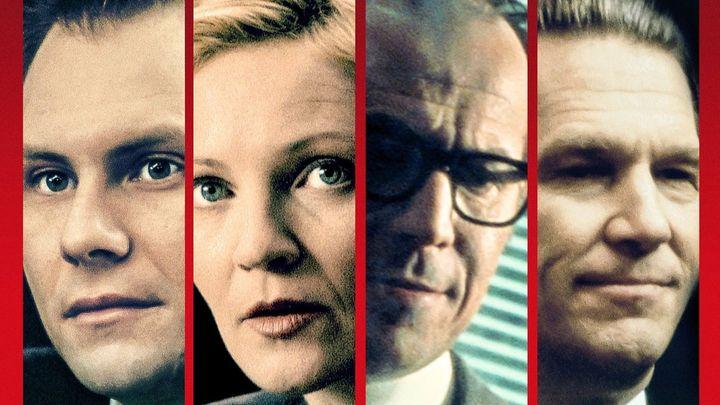 Una scena tratta dal film The Contender