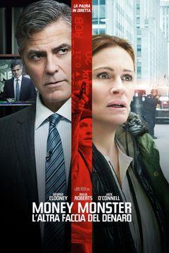 Locandina Money Monster - L'altra faccia del denaro