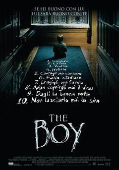Risultati immagini per the boy film trama