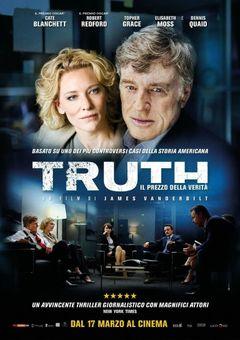 Locandina Truth: Il prezzo della verità