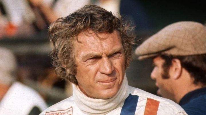 Una scena tratta dal film Steve McQueen - Una vita spericolata