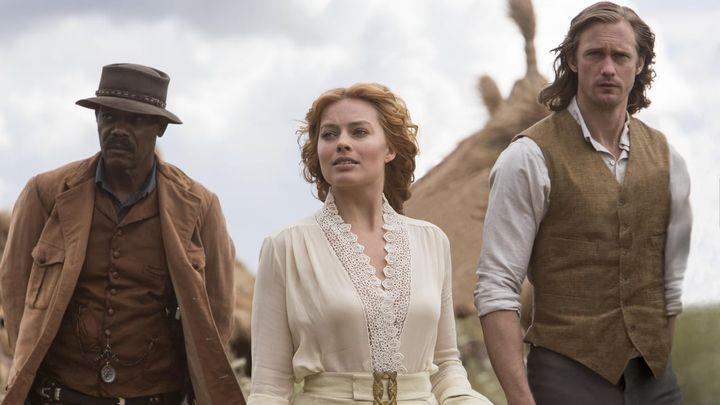 Una scena tratta dal film The Legend of Tarzan