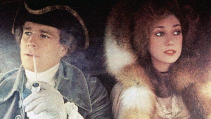 Una scena tratta dal film Barry Lyndon
