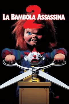Locandina La bambola assassina 2