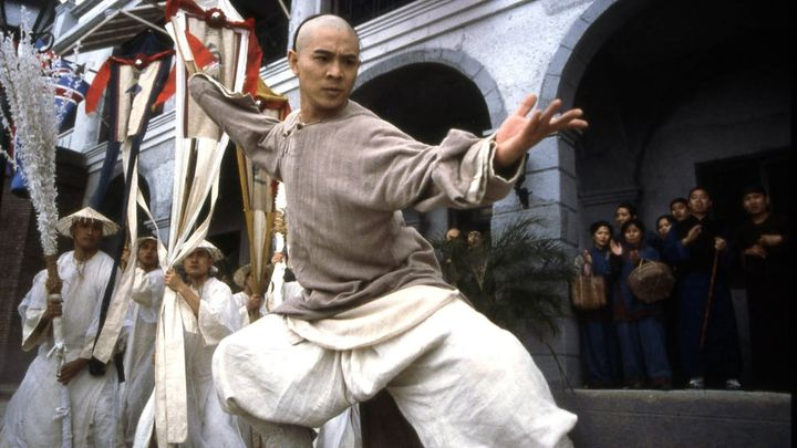 Una scena tratta dal film Once Upon a Time in China II