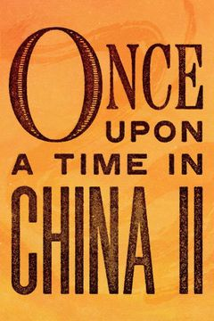 Locandina Once Upon a Time in China II