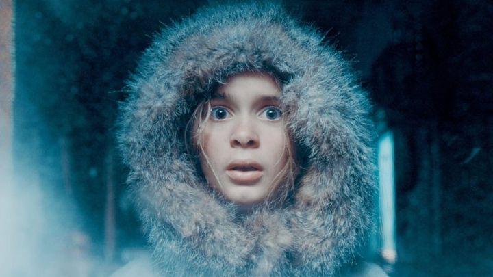 Una scena tratta dal film Operation Arctic