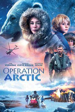 Locandina Operation Arctic