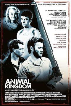 Locandina Animal Kingdom