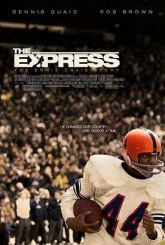 Locandina The Express