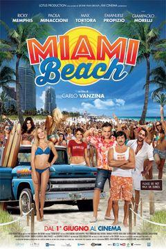 Locandina Miami Beach