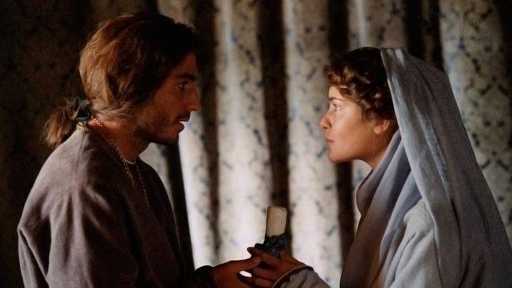 Una scena tratta dal film Sant'Antonio di Padova