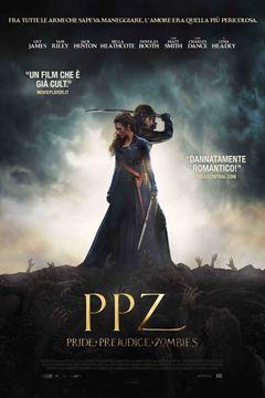 Locandina PPZ: Pride and Prejudice and Zombies