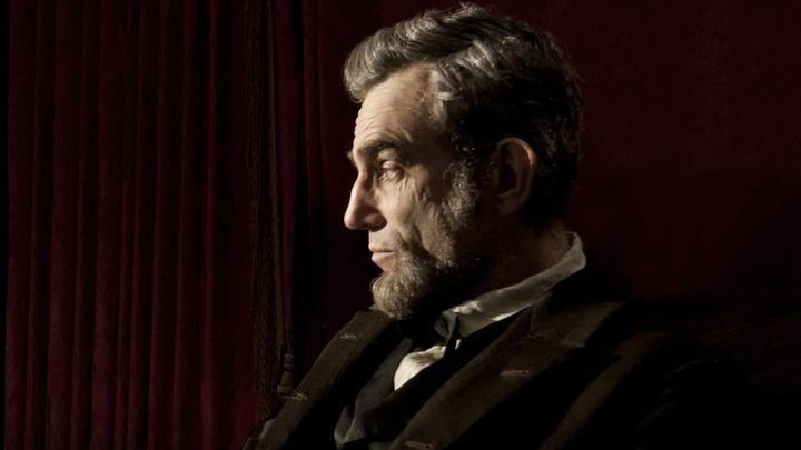 Una scena tratta dal film Lincoln