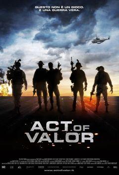 Locandina Act Of Valor