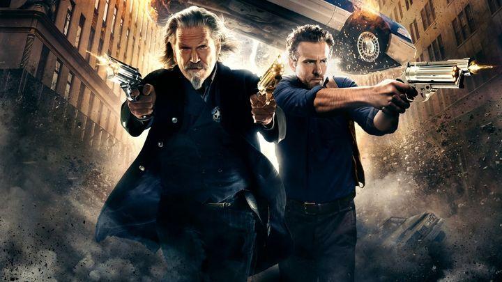 Una scena tratta dal film R.I.P.D. - Poliziotti Dall'aldilà