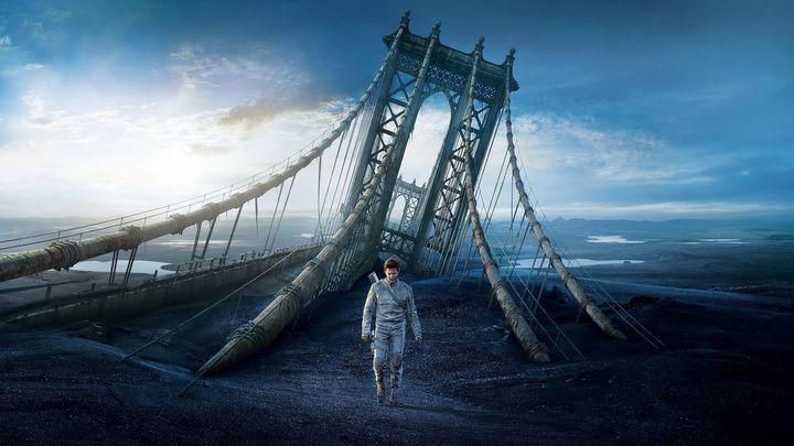 Una scena tratta dal film Oblivion