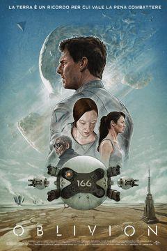 Locandina Oblivion