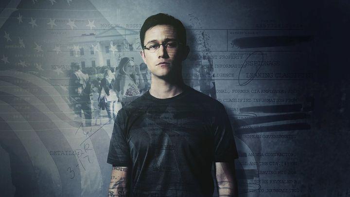 Una scena tratta dal film Snowden