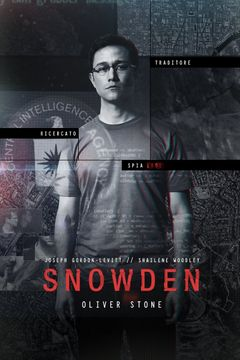 Locandina Snowden