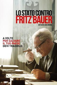 Locandina Lo Stato contro Fritz Bauer