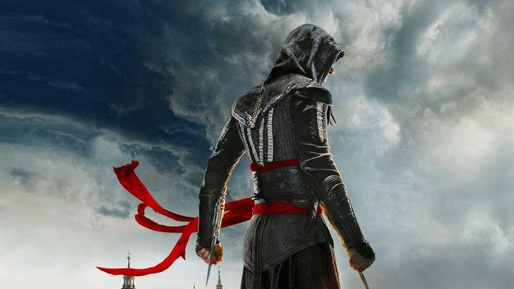 Una scena tratta dal film Assassin's Creed