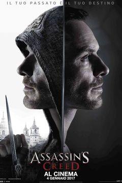 Locandina Assassin's Creed
