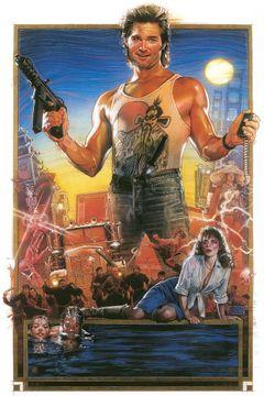Locandina Grosso guaio a Chinatown