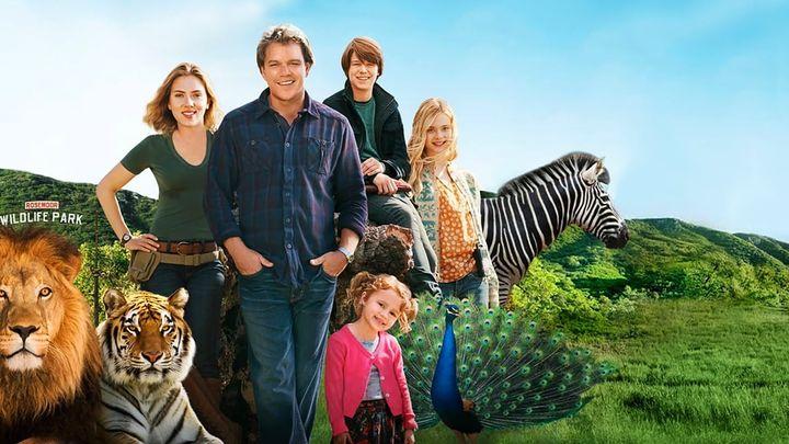 Una scena tratta dal film La mia vita è uno zoo