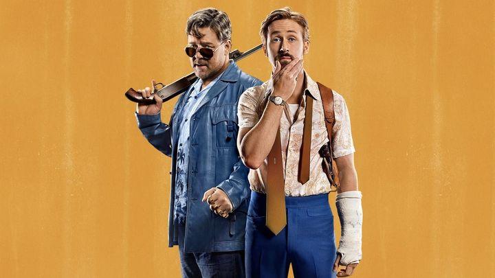Una scena tratta dal film The Nice Guys