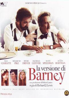 Locandina La Versione Di Barney