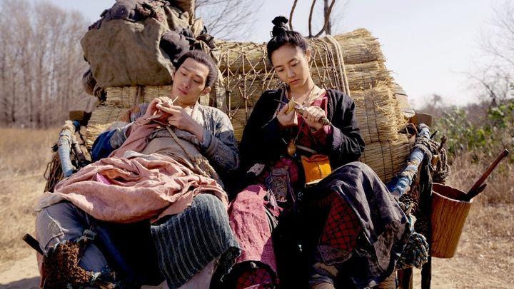 Una scena tratta dal film Il regno di Wuba